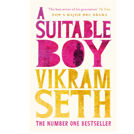 Cover Image for A Suitable Boy by Vikram Seth