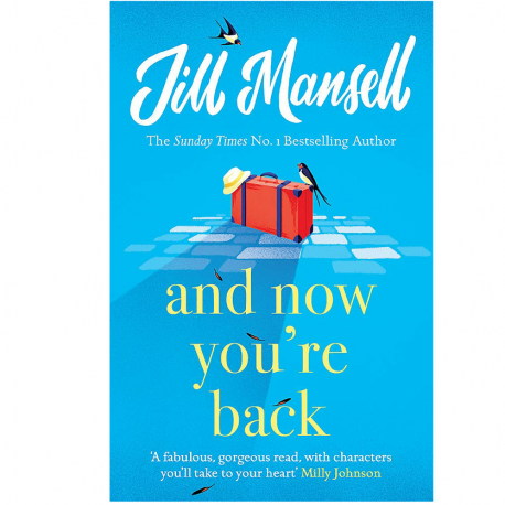 Cover Image for And Now You're Back by Jill Mansell