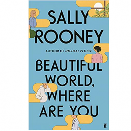 Cover Image for Beautiful World, Where Are You by Sally Rooney