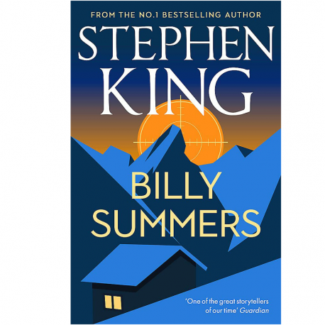 Cover Image for Billy Summers by Stephen King