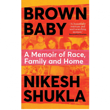 Cover Image for Brown Baby by Nikesh Shukla