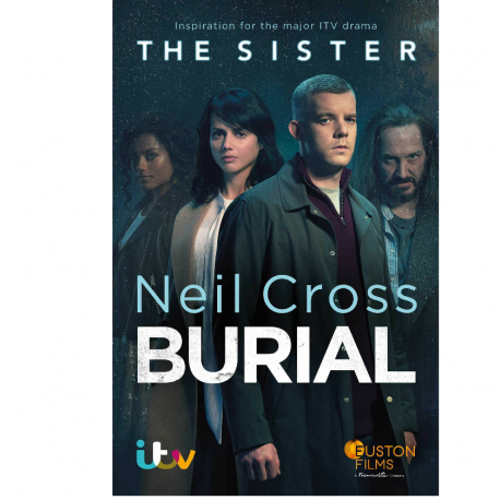 Cover Image for Burial Neil Cross