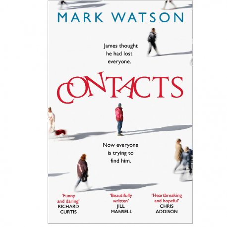 Cover Image for Contacts by Mark Watson