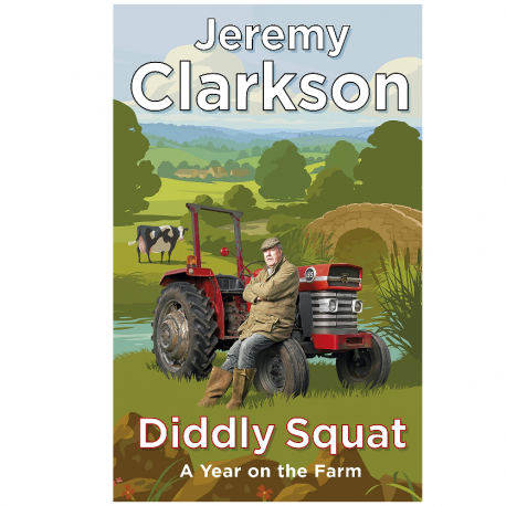 Cover Image for Diddly Squat by Jeremy Clarkson