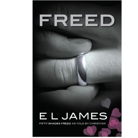 Cover Image for Freed by E L James