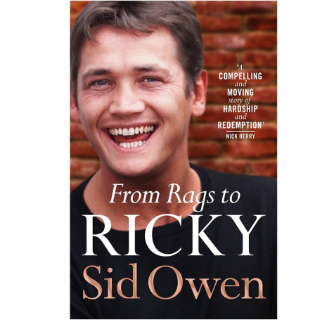 Cover Image for From Rags to Ricky by Sid Owen