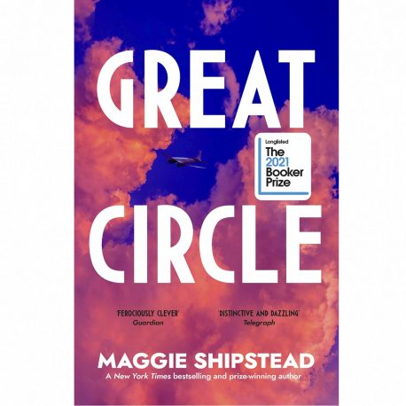 Cover Image for Great Circle by Maggie Shipstead