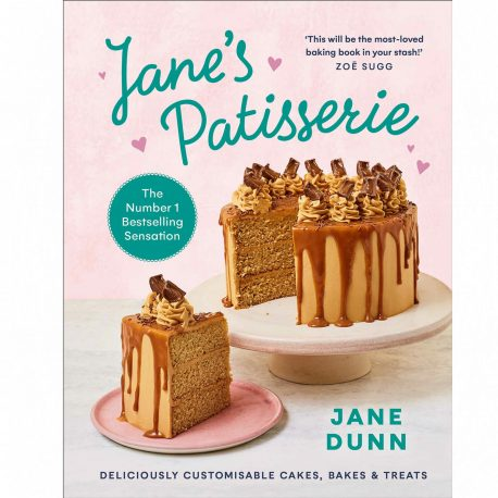 Cover Image for Jane's Patisserie