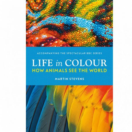 Cover Image for Life in Colour by David Attenborough
