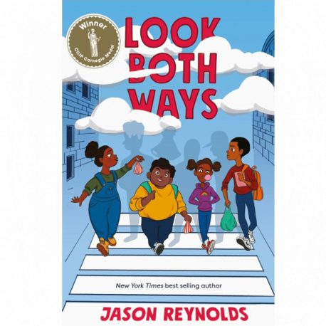 Cover Image for Look Both Ways by Jason Reynolds
