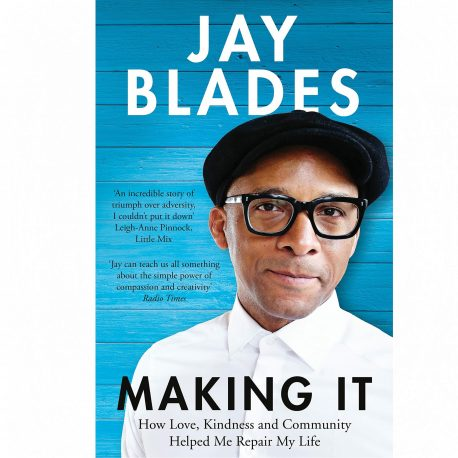 Cover Image for Making It by Jay Blades