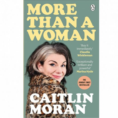 Cover Image for More Than a Woman by Caitlin Moran