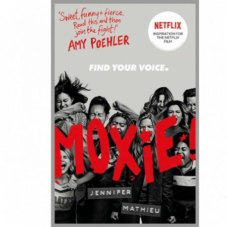 Cover Image for Moxie