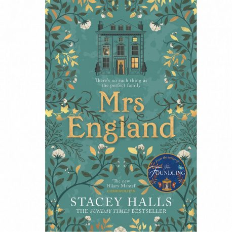 Cover Image for Mrs England by Stacey Halls
