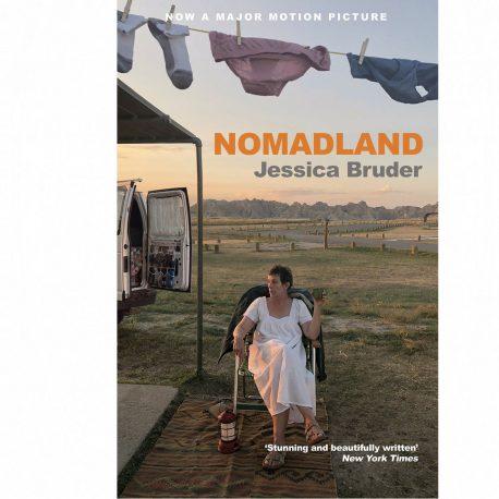 Cover Image for Nomadland by Jessica Bruder