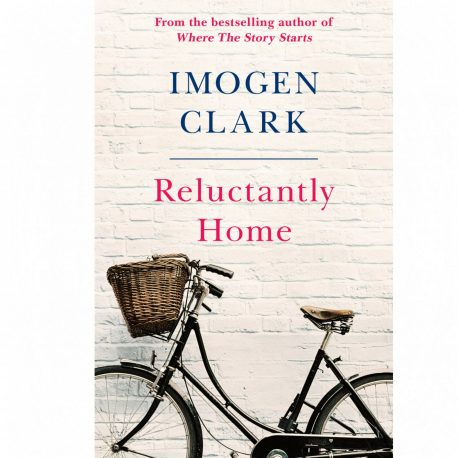 Cover Image for Reluctantly Home by Imogen Clark