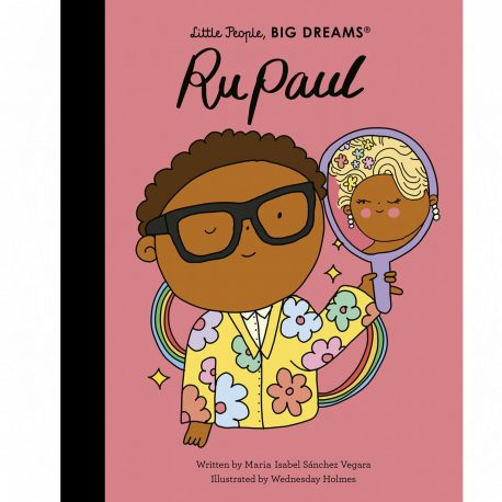 Cover Image for Little People Big Dreams RuPaul