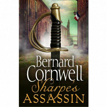 Cover Image for Sharpe's Assassin by Bernard Cornwell
