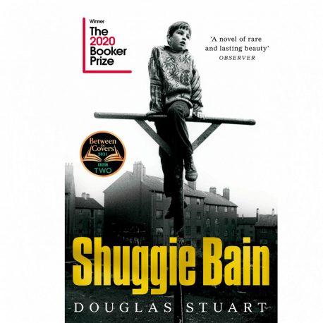 Cover Image for Shuggie Bain by Douglas Stuart