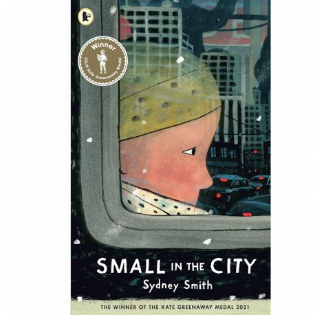 Cover image for Small in the City by Sydney Smith