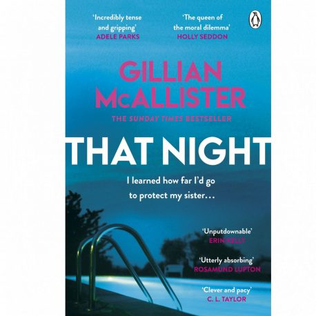 Cover Image for That Night by Gillian McAllister