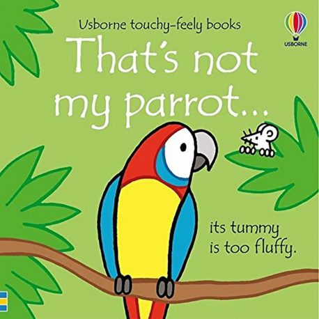 Cover Image for That's Not my Parrot