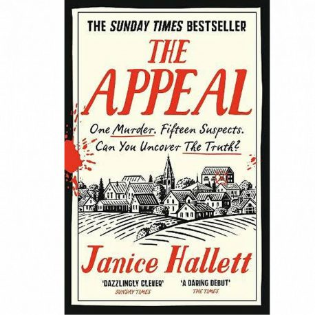 Cover Image for The Appeal by Janice Hallett