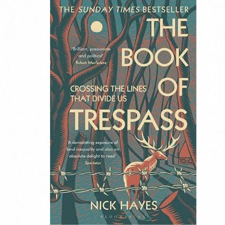 Cover Image for The Book of Trespass by Nick Hayes