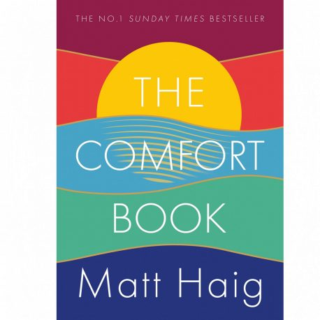 Cover image for The Comfort Book by Matt Haig