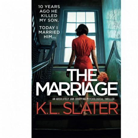 Cover Image for The Marriage by K L Slater