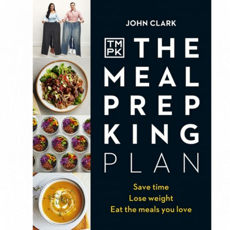 Cover Image for The Meal Prep King Plan
