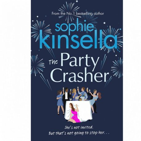Cover Image for The Party Crasher by Sophie Kinsella