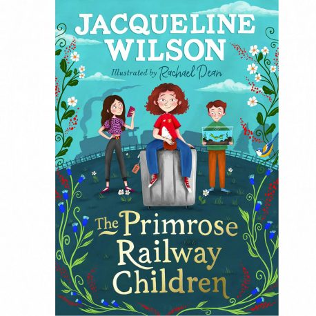 Cover Image for The Primrose Railway Children by Jacqueline Wilson