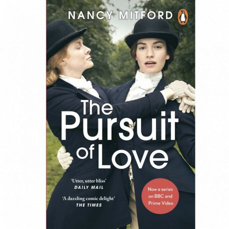 Cover Image for The Pursuit of Love by Nancy Mitford