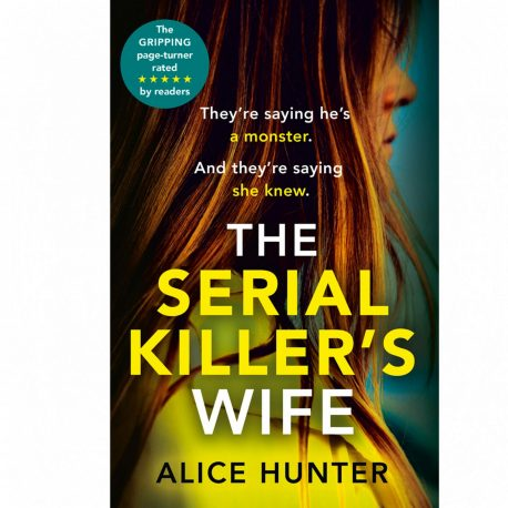 Cover Image for The Serial Killer's Wife