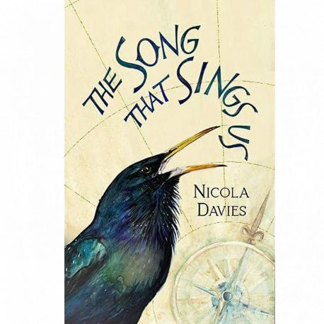 Cover Image for The Song that Sings Us by Nicola Davies