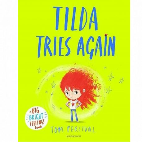 Cover Image for Tilda Tries Again by Tom Percival