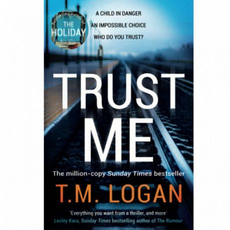 Cover Image for Trust Me by T M Logan
