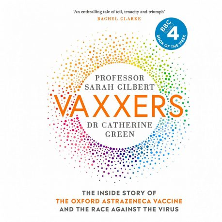 Cover image for Vaxxers
