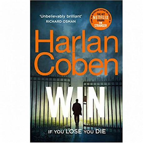Cover Image for Win by Harlan Coben
