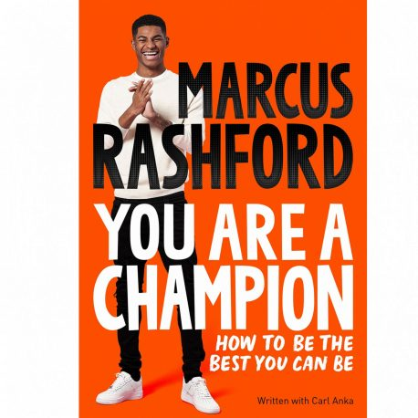 Cover Image for You are a Champion by Marcus Rashford